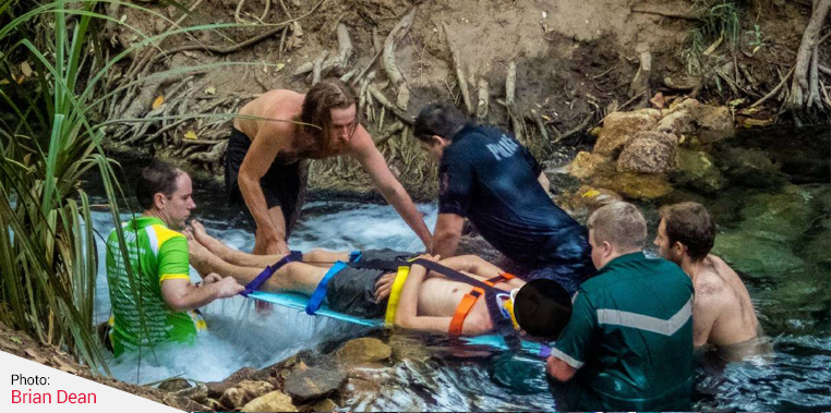 Hot Springs Rescue