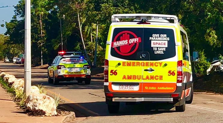 St John Ambulance (NT) Inc - Home
