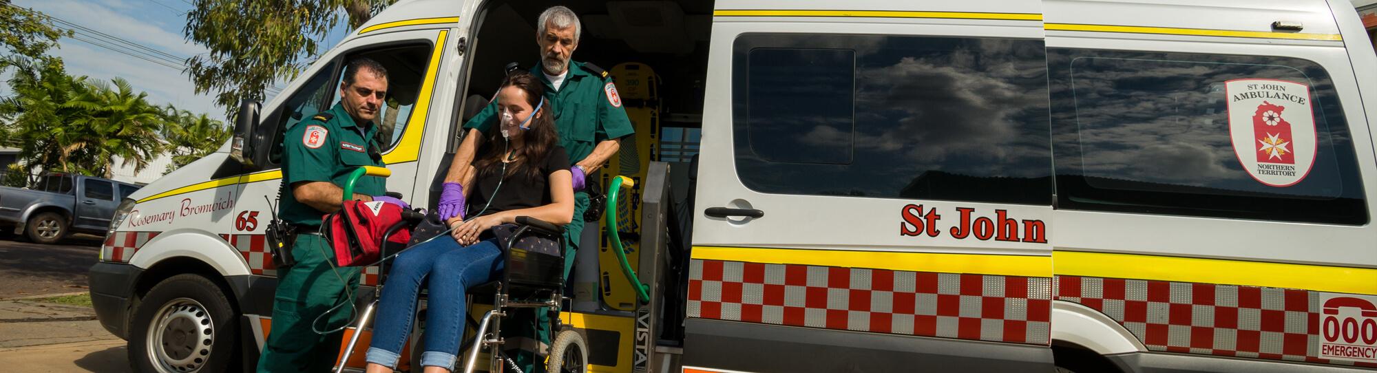 St John - Ambulance Careers with St John