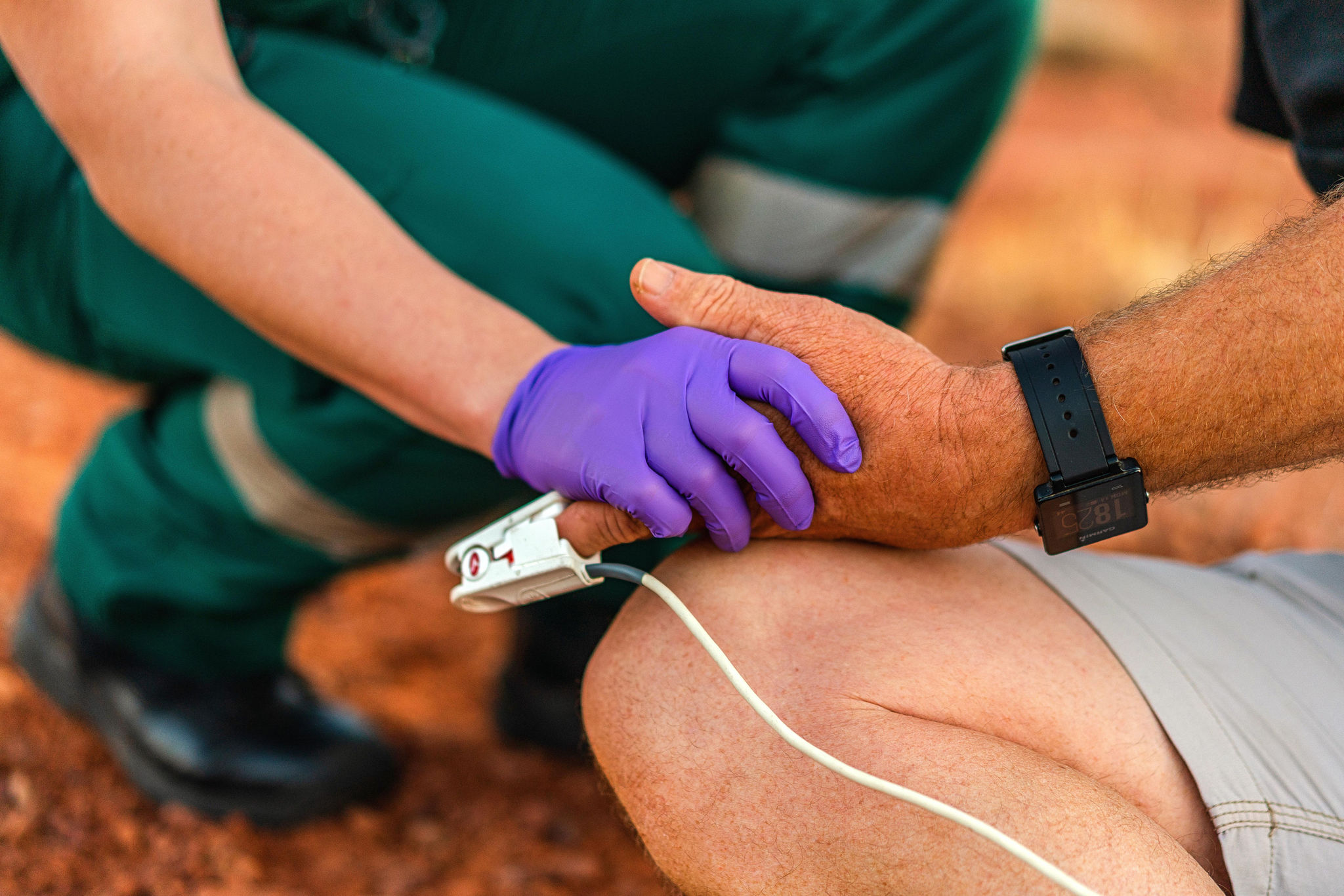 Careers with St John Ambulance NT