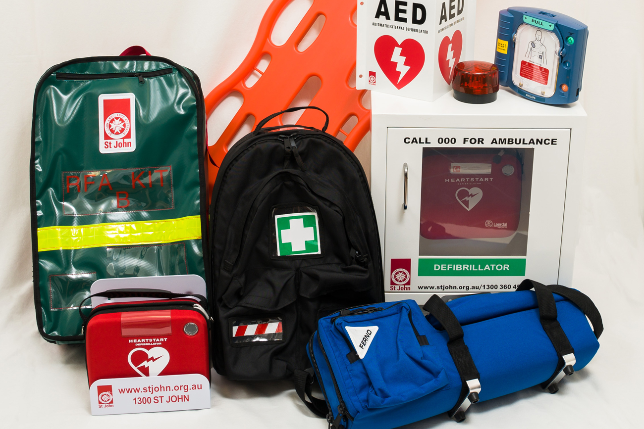 First Aid Kits & Products