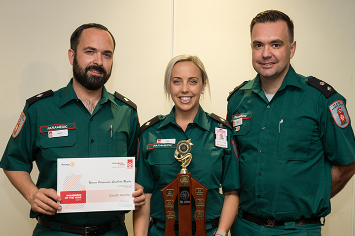 Paramedic of the Year Award